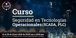 Aviso_Curso Seguridad en tecnologías operacionales_Enero